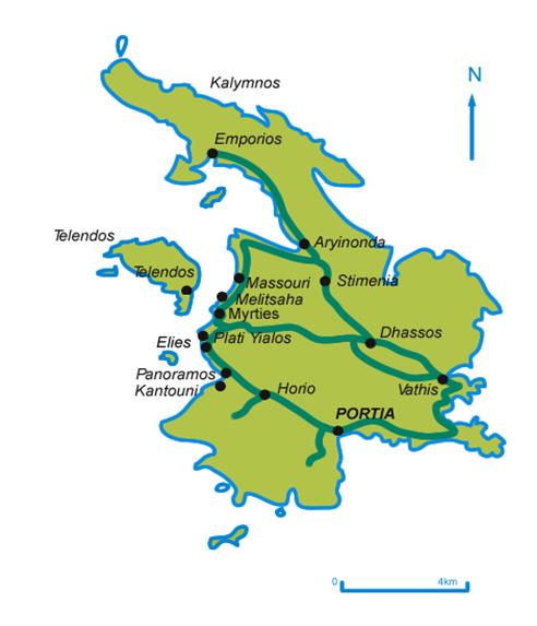 Kalymnos sland EUSIPCO 2017